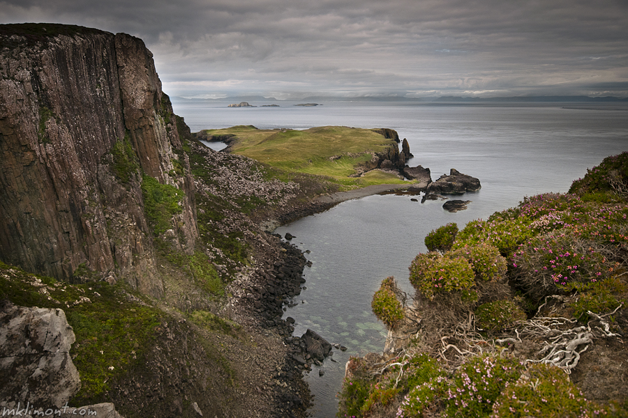 Rubha Hunish Scotland Isle of Skye