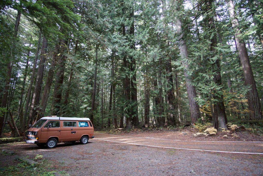 Road trip – ogórkiem przez stan Washington