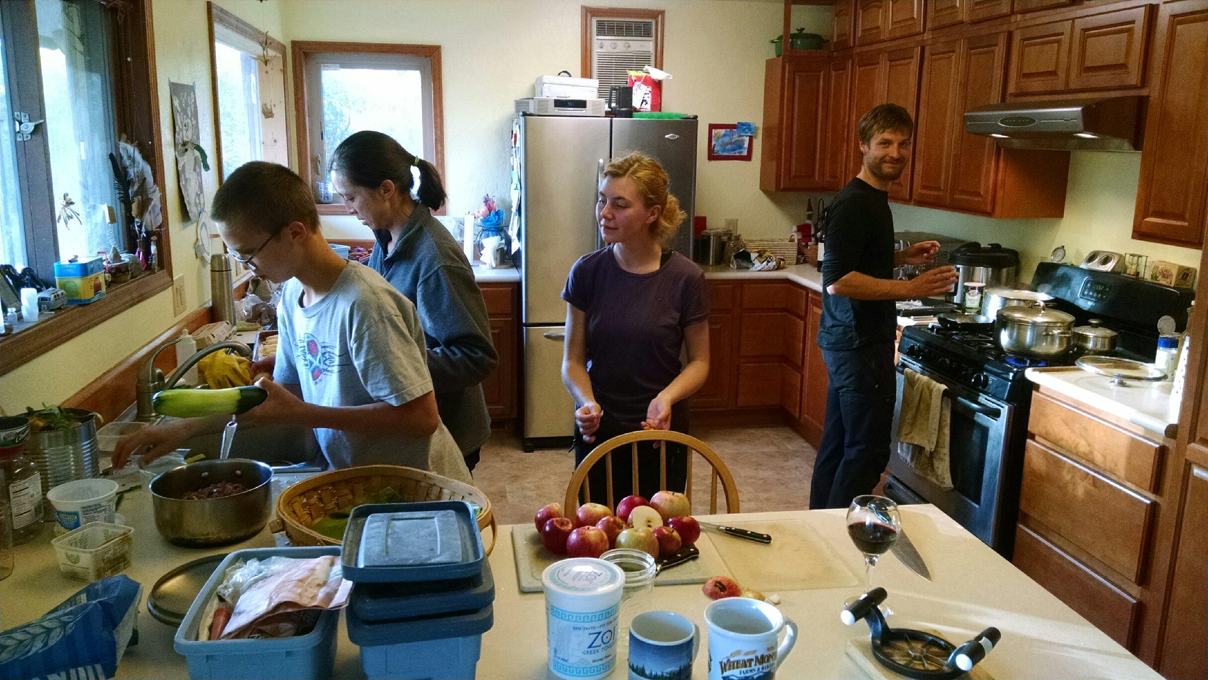 Montana cz. 2. Ciąg dalszy amerykańskich doświadczeń nie tylko kulinarnych.