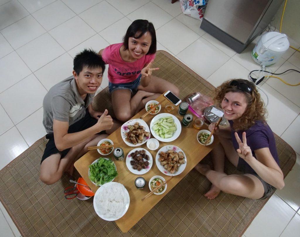 Sajgonki z Ha Noi. Tzn. hanojki.