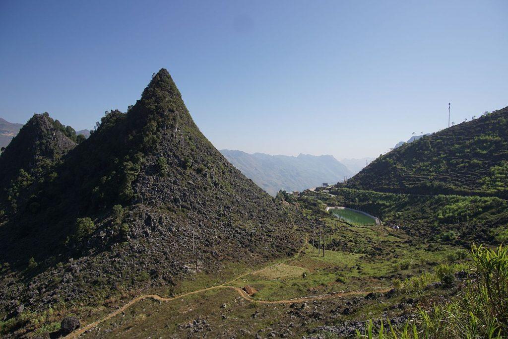 Jeszcze więcej widoków z trasy po górach.