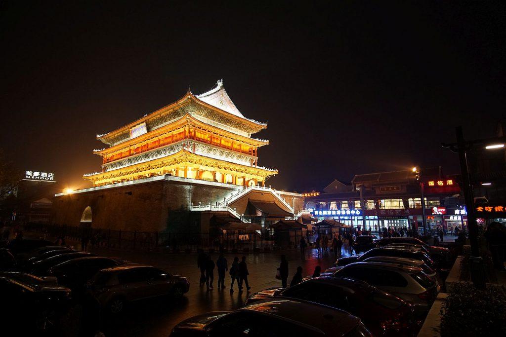 Rekonwalescencja w Xian, kolebce chińskiej cywilizacji