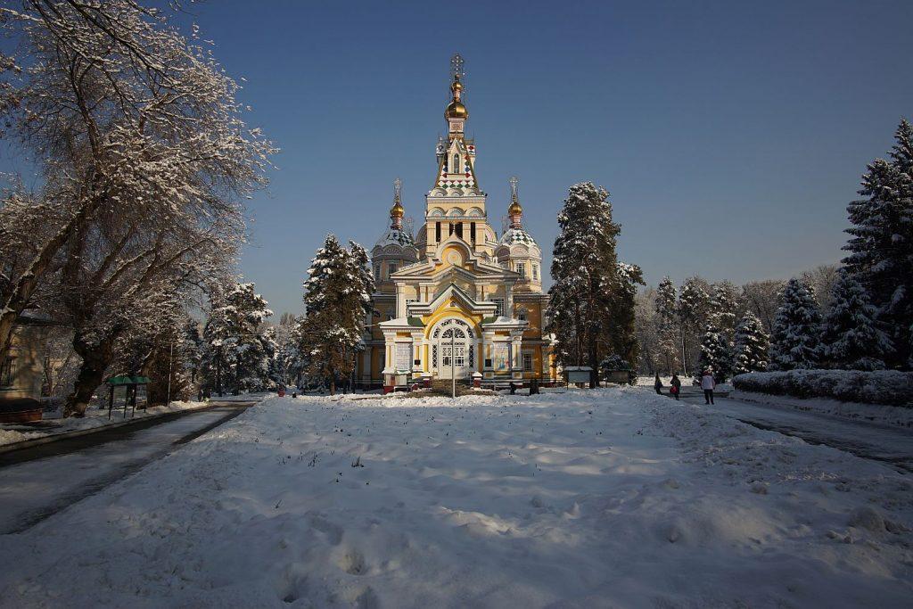 Cerkiew Almaty