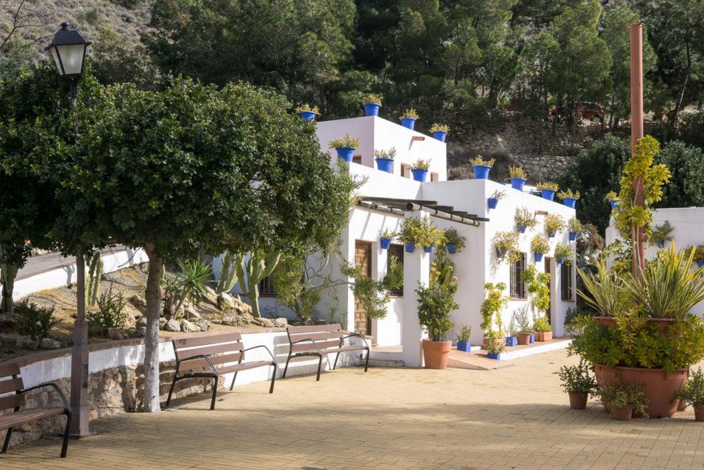 Malaga Benidorm Andaluzja Hiszpania