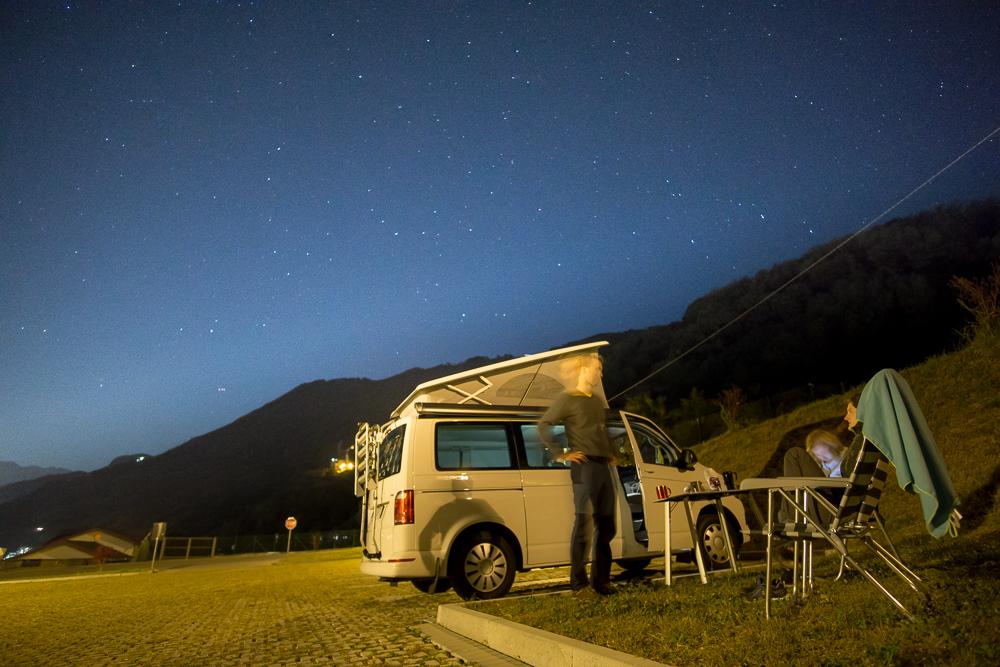 California w południowym Tyrolu
